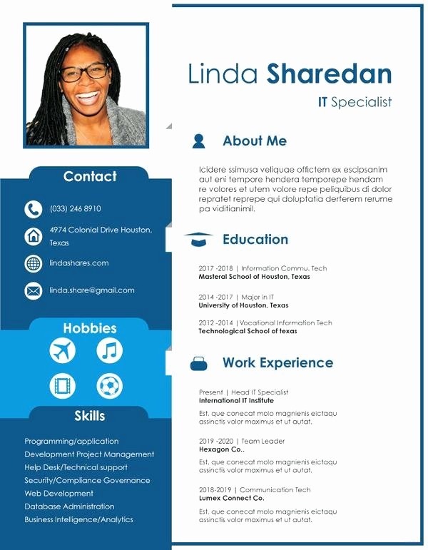 Free Word Resume Templates 2018 Luxury Template Professional Resume Professional Resume Template