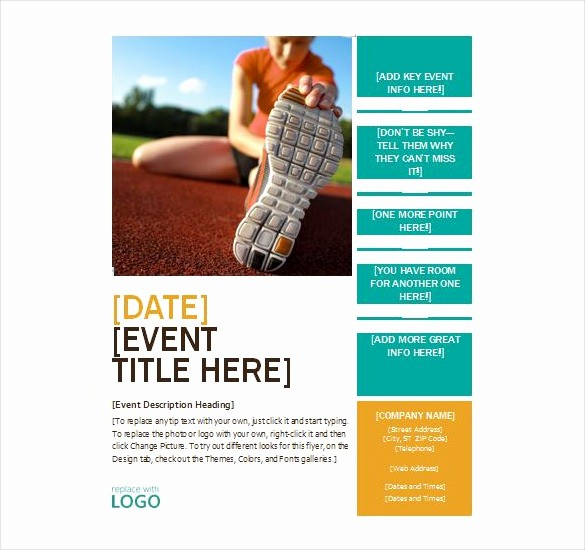 Free Word Templates for Flyers Luxury Free Flyer Templates Word