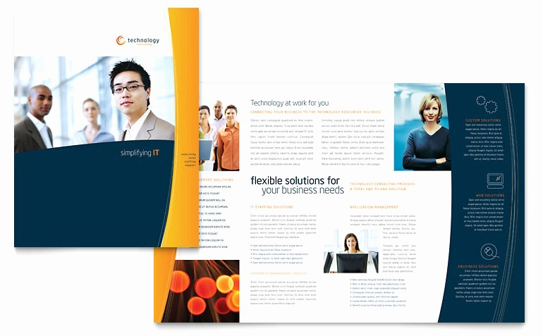 Free Word Templates for Flyers New Free Brochure Template Download Word & Publisher Templates