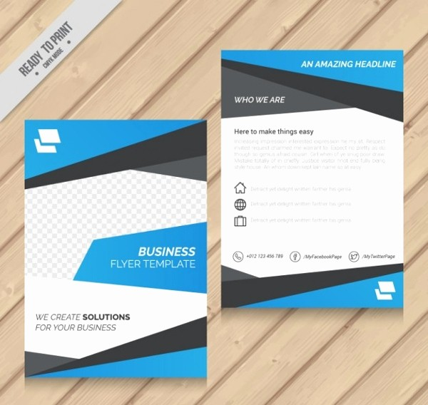 Free Word Templates for Flyers Unique 38 Free Flyer Templates Word Pdf Psd Ai Vector Eps