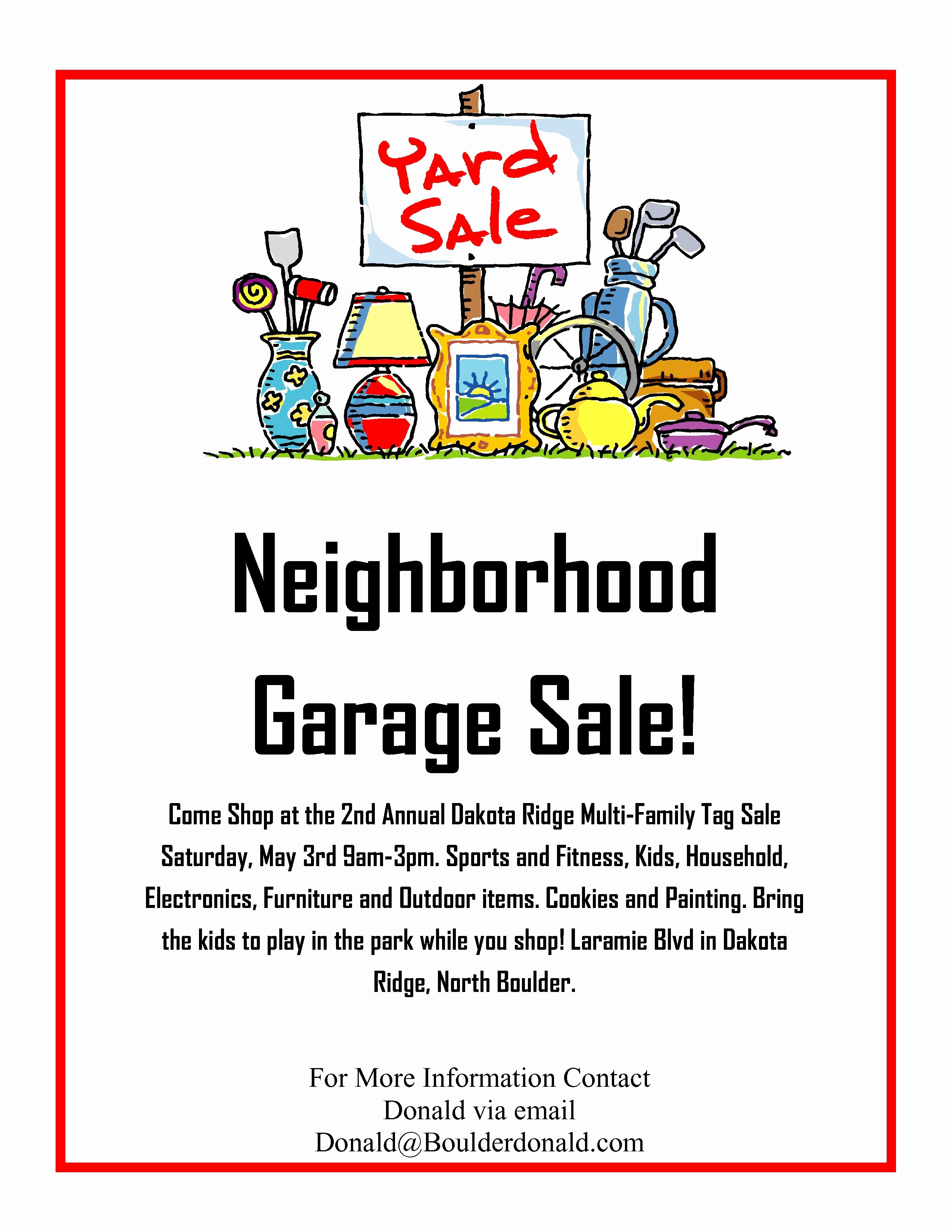 Free Yard Sale Signs Templates Best Of Printable Car for Sale Sign Template