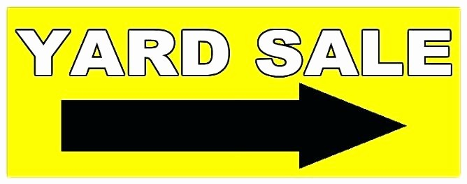 Free Yard Sale Signs Templates Fresh Garage Sale Printables top Yard Sales Tips Printable Signs