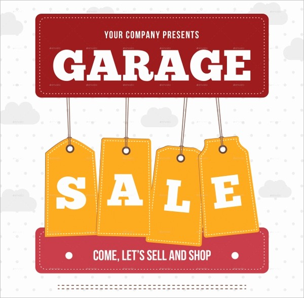 Free Yard Sale Signs Templates Lovely 27 Yard Sale Flyer Templates