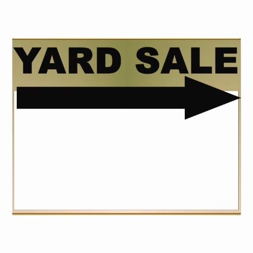 Free Yard Sale Signs Templates New 77 Garage Sale Flyers Garage Sale Flyer Templates and