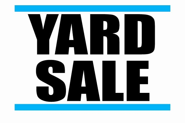 Free Yard Sale Signs Templates Unique Printable Yard Sale Signs Free Download for Advertisement