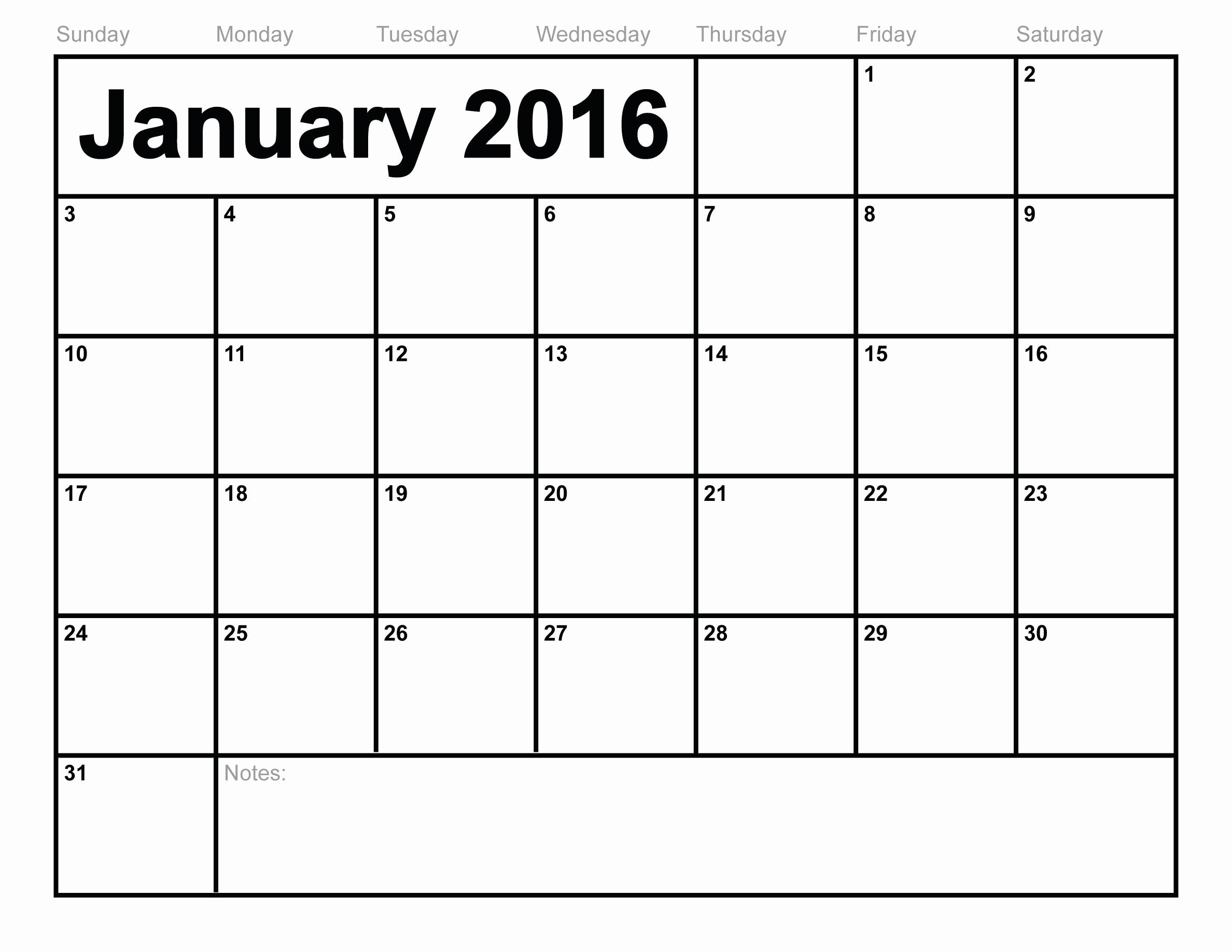 Free Year Calendar Template 2016 Lovely Printable Calendars 2016 – 2017 Printable Calendar