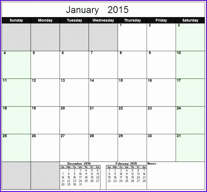 Free Yearly Calendar Templates 2015 Lovely 7 Excel Calendar Templates Exceltemplates Exceltemplates