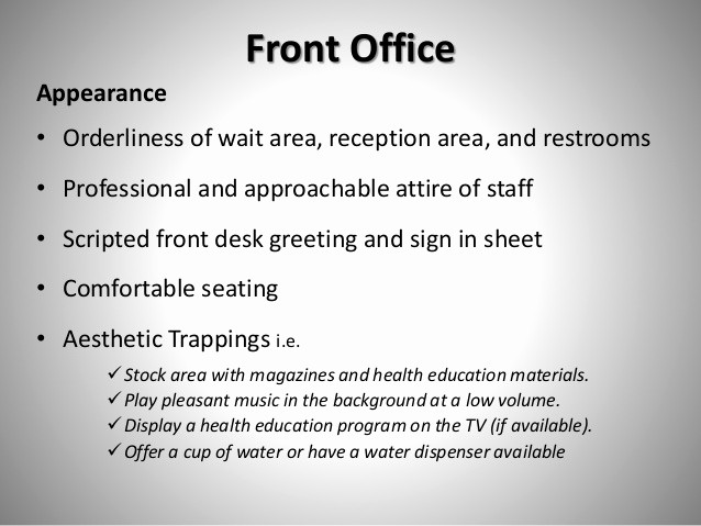 Front Desk Sign In Sheet Inspirational Suny Downstate Customer Service Training Slide Show