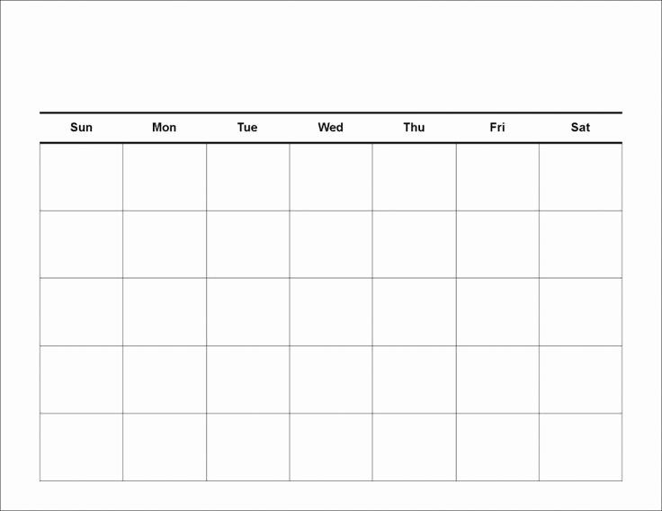 Full Year Calendar 2017 Printable Elegant Blank Calendar Template 2017
