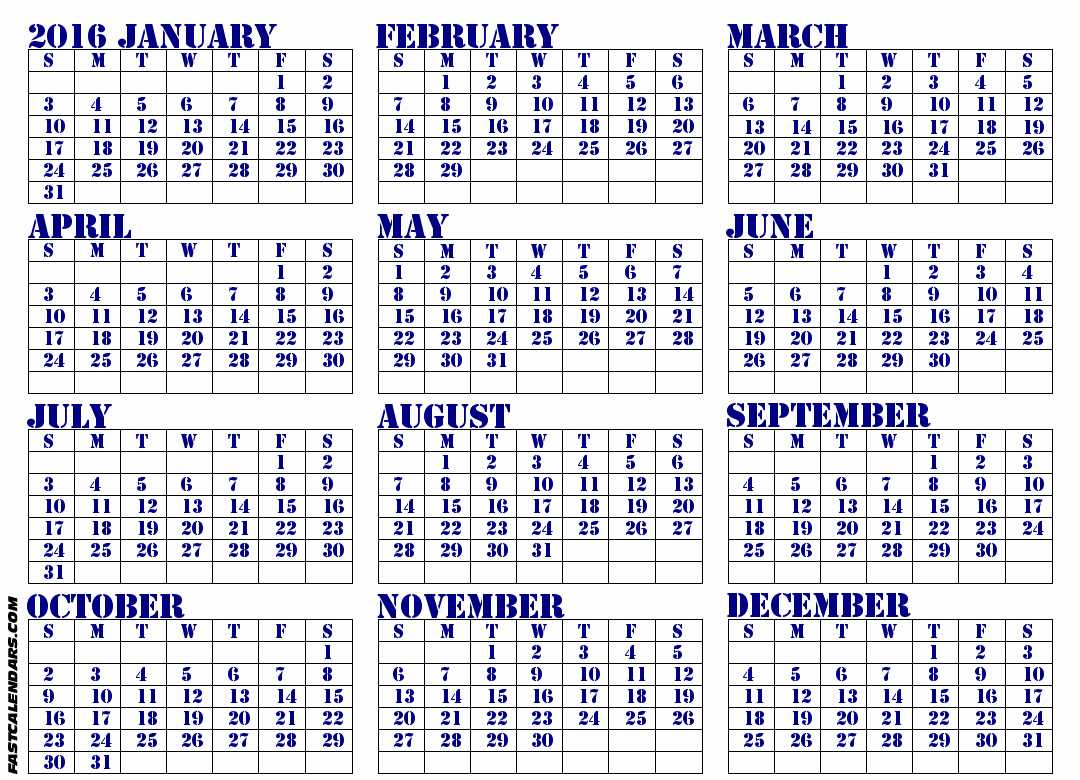 "Full Year Calendar Template 2015 Inspirational Search Results for ""full Year Monthly 2015 Calendar"