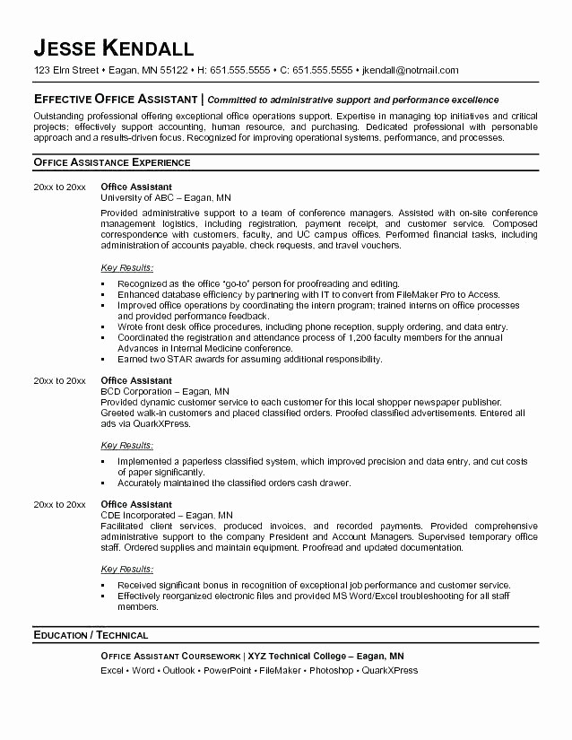 Functional Resume Templates Free Download Lovely Microsoft Fice Resume Templates Free Download Open
