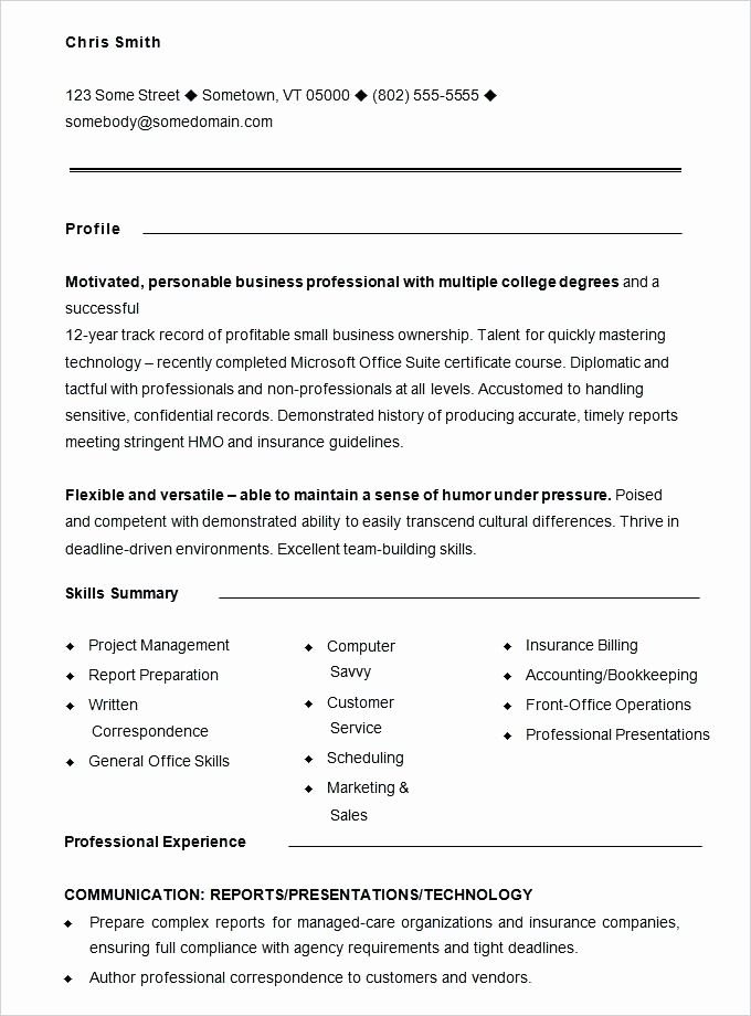 Functional Resume Templates Free Download Luxury Skills Based Resume Template Functional Resume Sample for