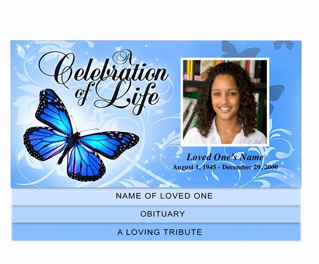 Funeral Program Template Word 2010 Beautiful 30 Best Creative Memorials Graduated Style Funeral