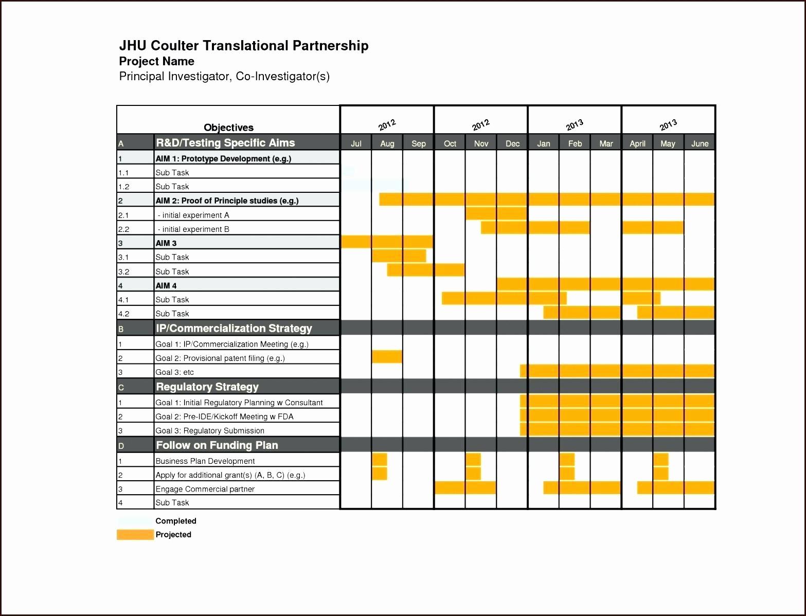 Gantt Chart Template Free Download Beautiful Template Gantt Chart Excel Template 2010
