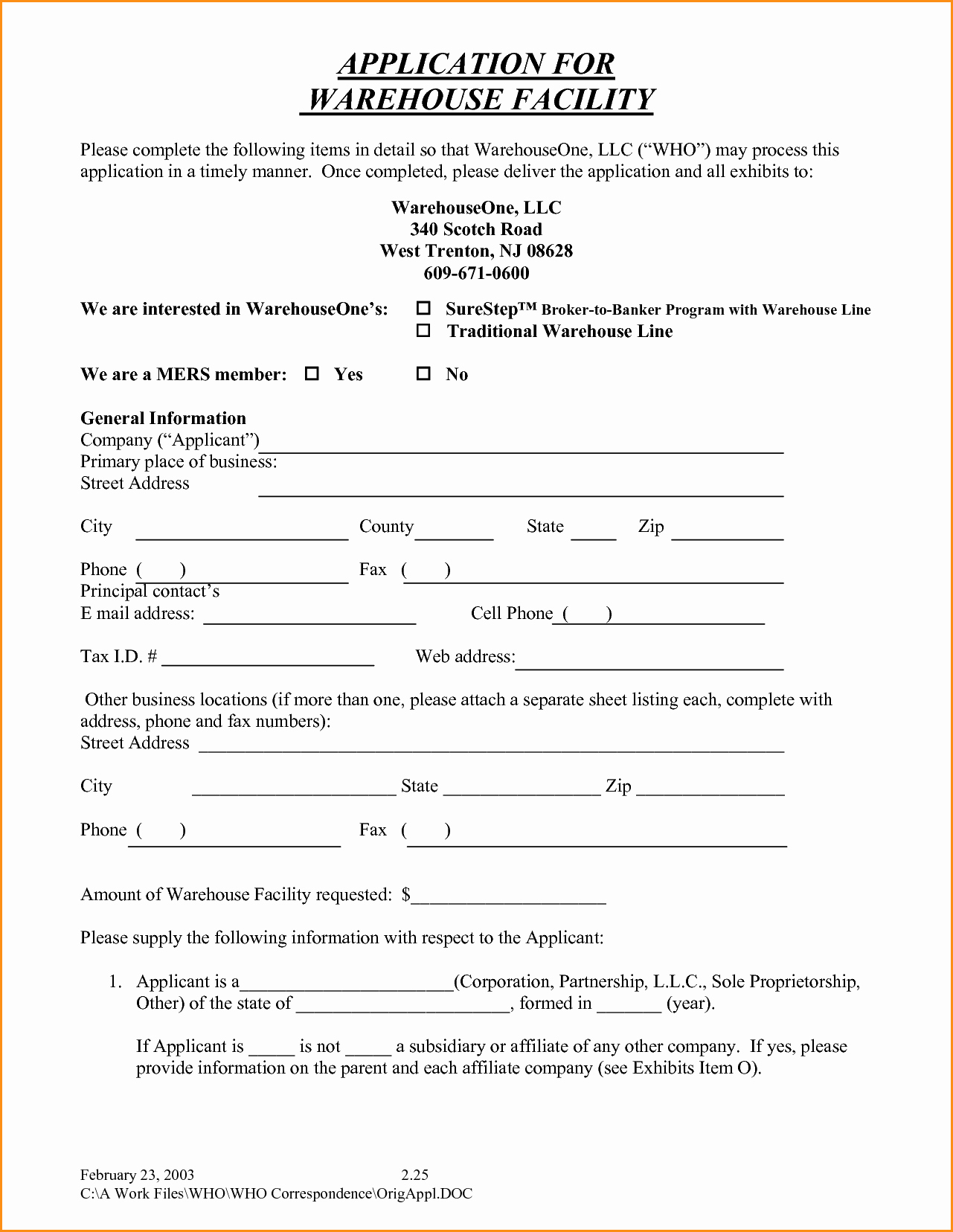 General Application for Employment Printable Best Of 7 General Job Application Printable