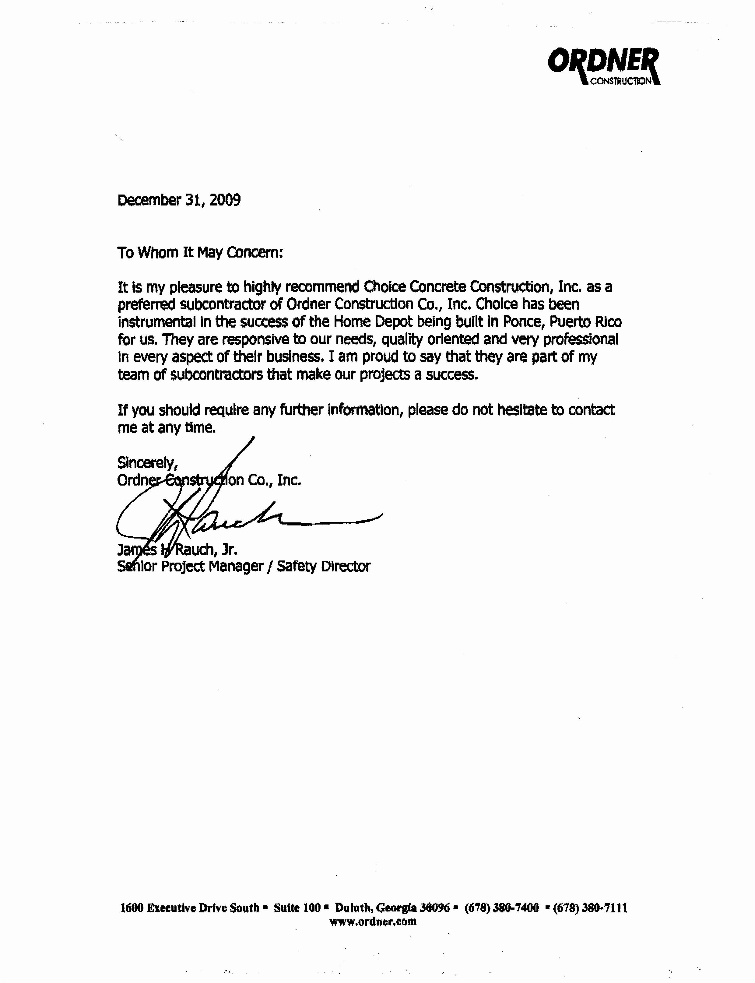 General Recommendation Letter for Employee Elegant Best S Of Generic Letter Re Mendation Template