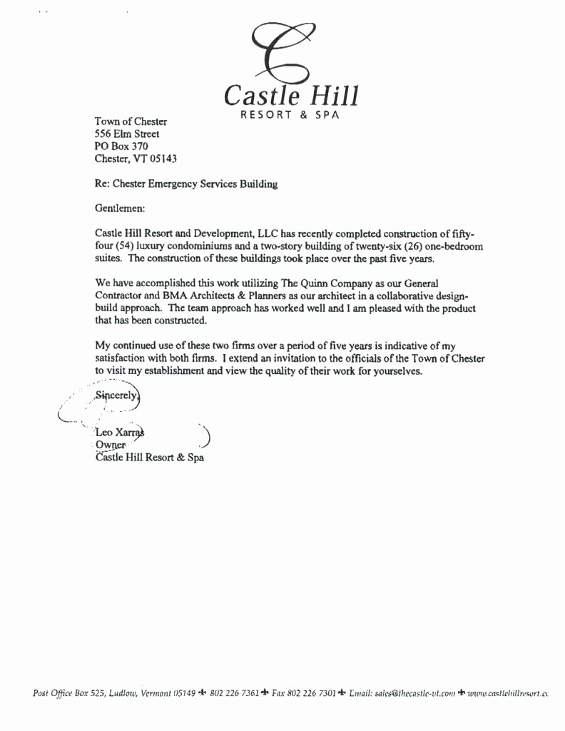 General Recommendation Letter for Employee Lovely Template Supplier Reference Letter Template