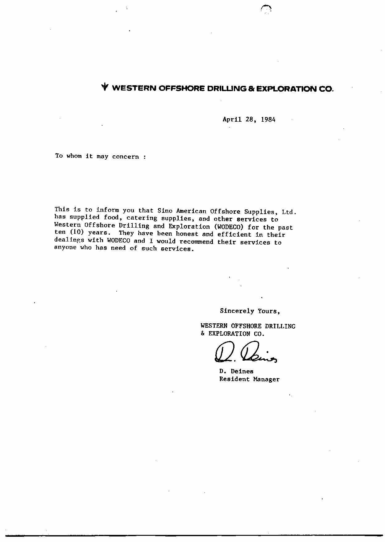 General Recommendation Letter for Employee New General Letter Re Mendation Template Best Template