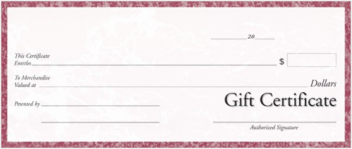 Generic Gift Certificate Template Free Beautiful Blank Generic Gift Certificate Search Results