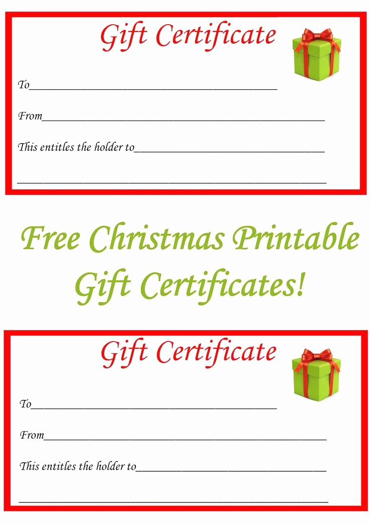 Generic Gift Certificates Print Free New Kids Gift Certificate Template Colorful Printable Generic