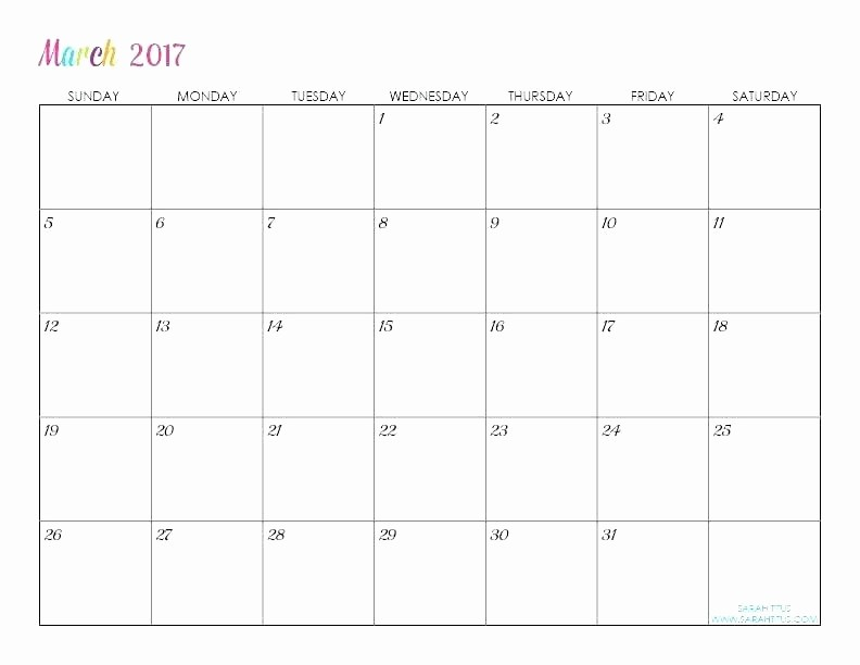 Generic Monthly Calendar Template Word Awesome Blank Monthly Calendar Template Word Month Appointment