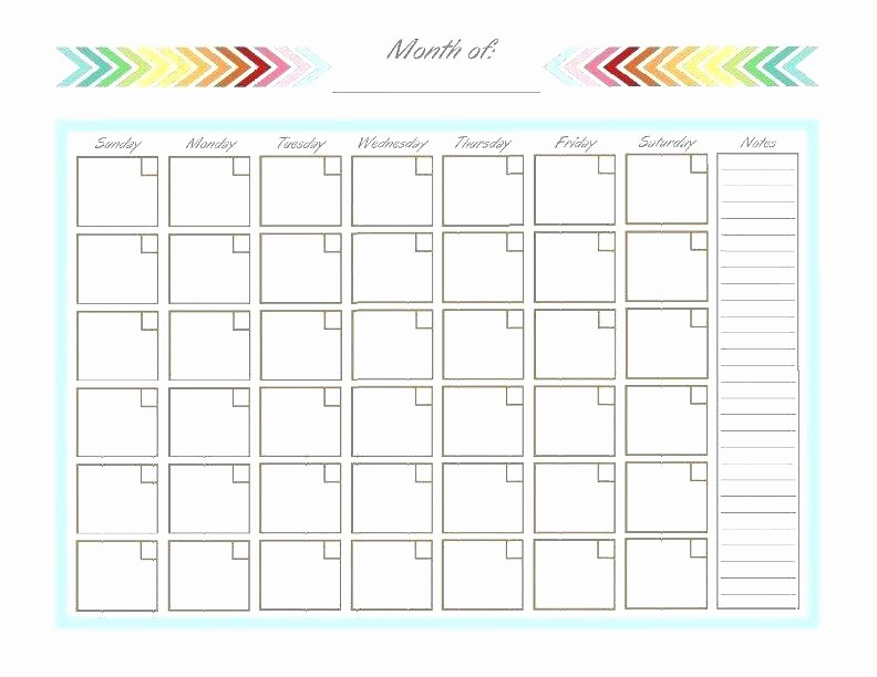 Generic Monthly Calendar Template Word Elegant Editable Monthly Calendar Diary Template Word Generic