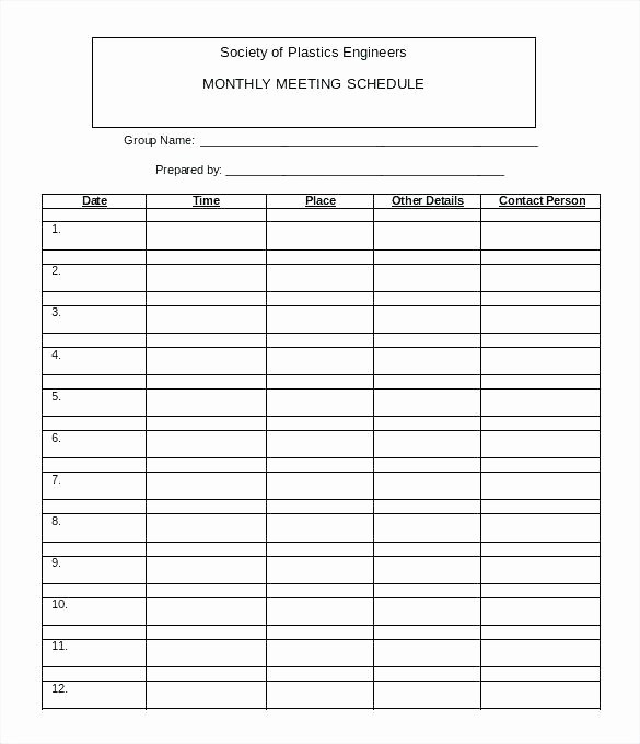 Generic Monthly Calendar Template Word Lovely Generic Monthly Calendar Template