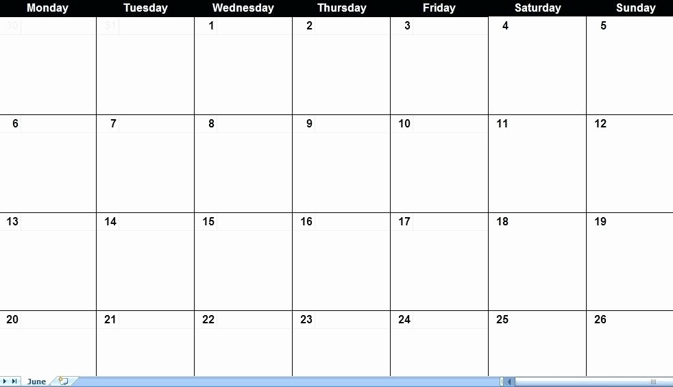 Generic Monthly Calendar Template Word New Editable Monthly Calendar Diary Template Word Generic