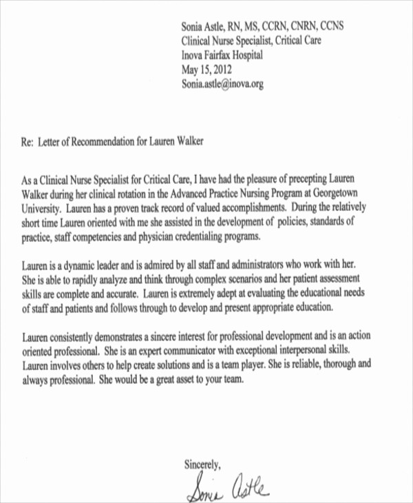 Generic Recommendation Letter for Student Lovely Essay Service Custom Essay Writing toronto with