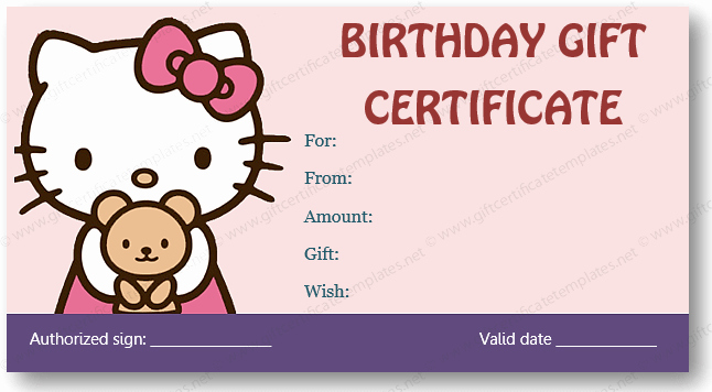 Gift Certificate Template for Mac Best Of Free Birthday Gift Certificate Template for Mac Gift Ftempo