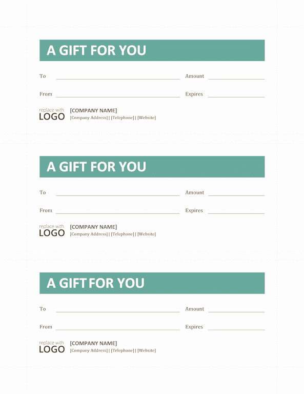 Gift Certificate Template Microsoft Word Fresh Download Gift Certificate Template Word 2010 Free
