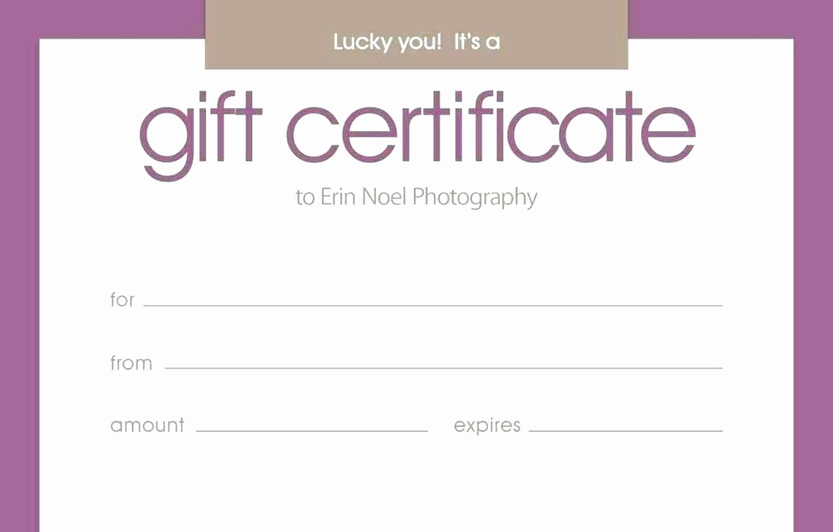 Gift Certificate Templates Free Printable Awesome Blank Gift Certificate Template Mughals