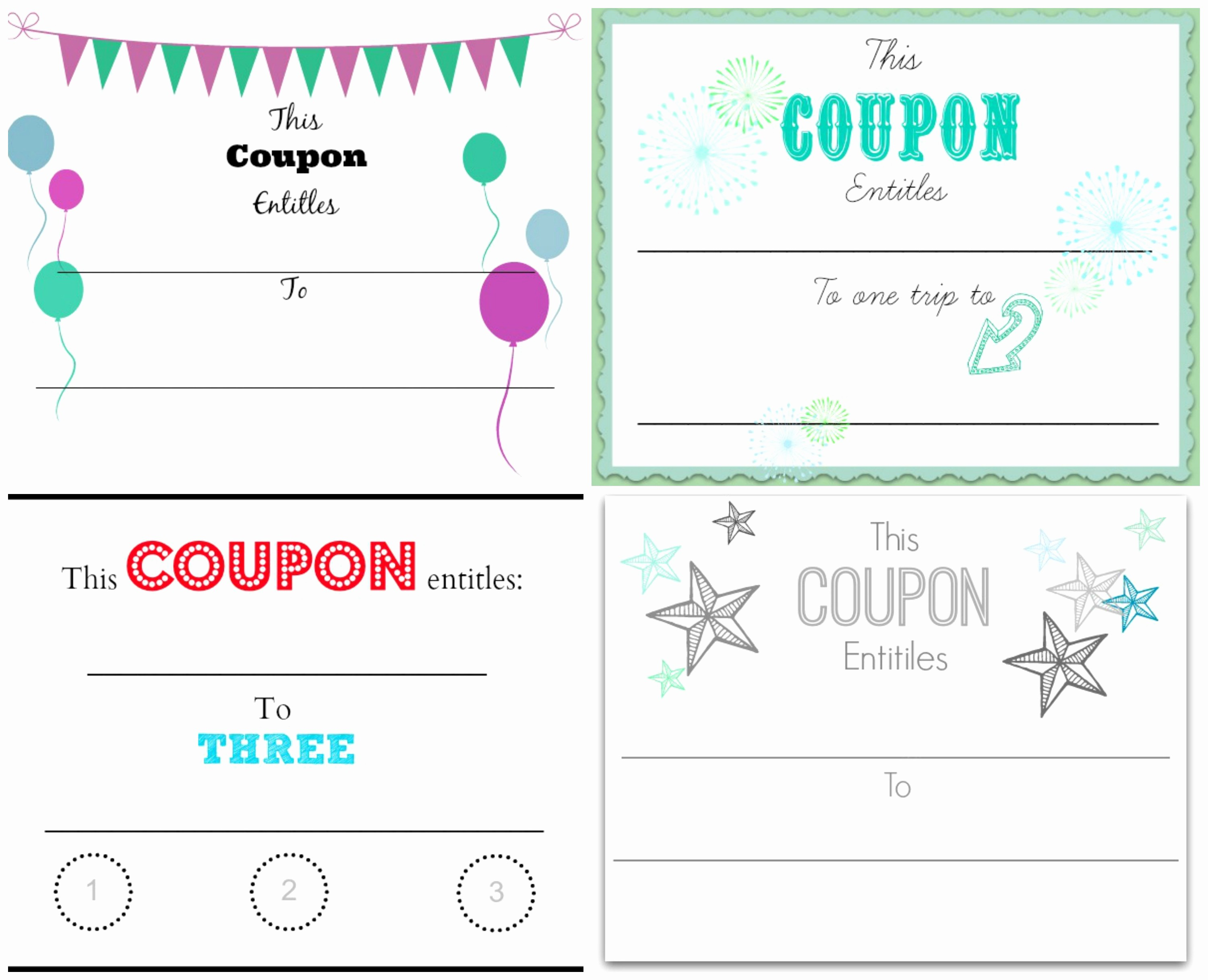 Gift Certificate Templates Free Printable Awesome Lovely Free Printable Gift Certificate Template