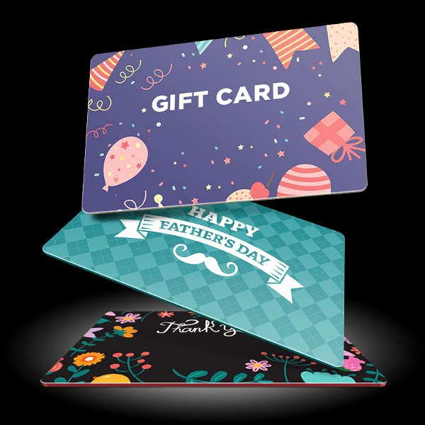 Gift Certificates for Small Business Awesome Gift Card Templates