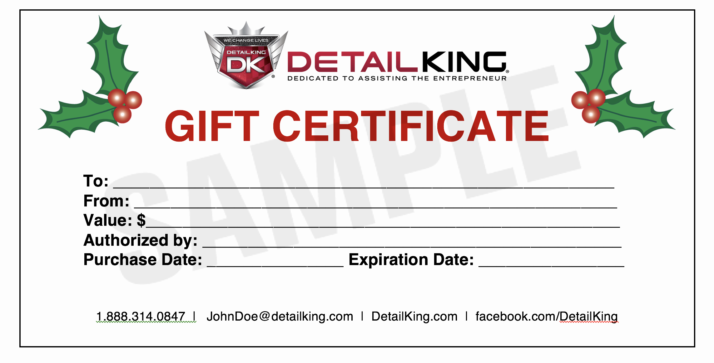 Gift Certificates for Small Business Fresh Free Business Gift Certificate Template