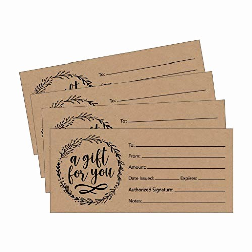 Gift Certificates for Small Business Fresh Personalized Business Cards Amazon