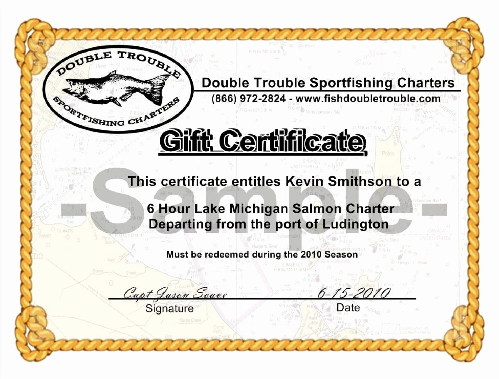 Gift Certificates for Small Business Inspirational Free Business Gift Certificate Template