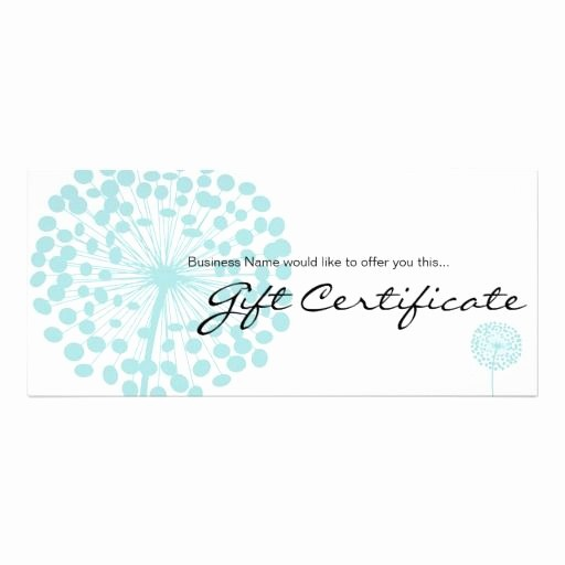 Gift Certificates for Small Business Unique 17 Best Images About Business Gift Certificates On