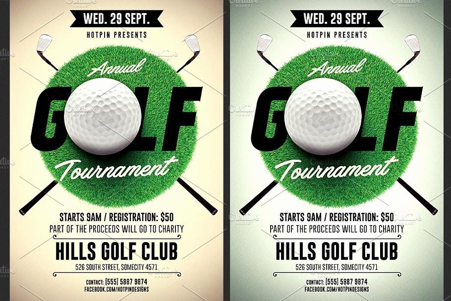 Golf tournament Flyer Template Word Beautiful Golf tournament Flyer Template Flyer Templates