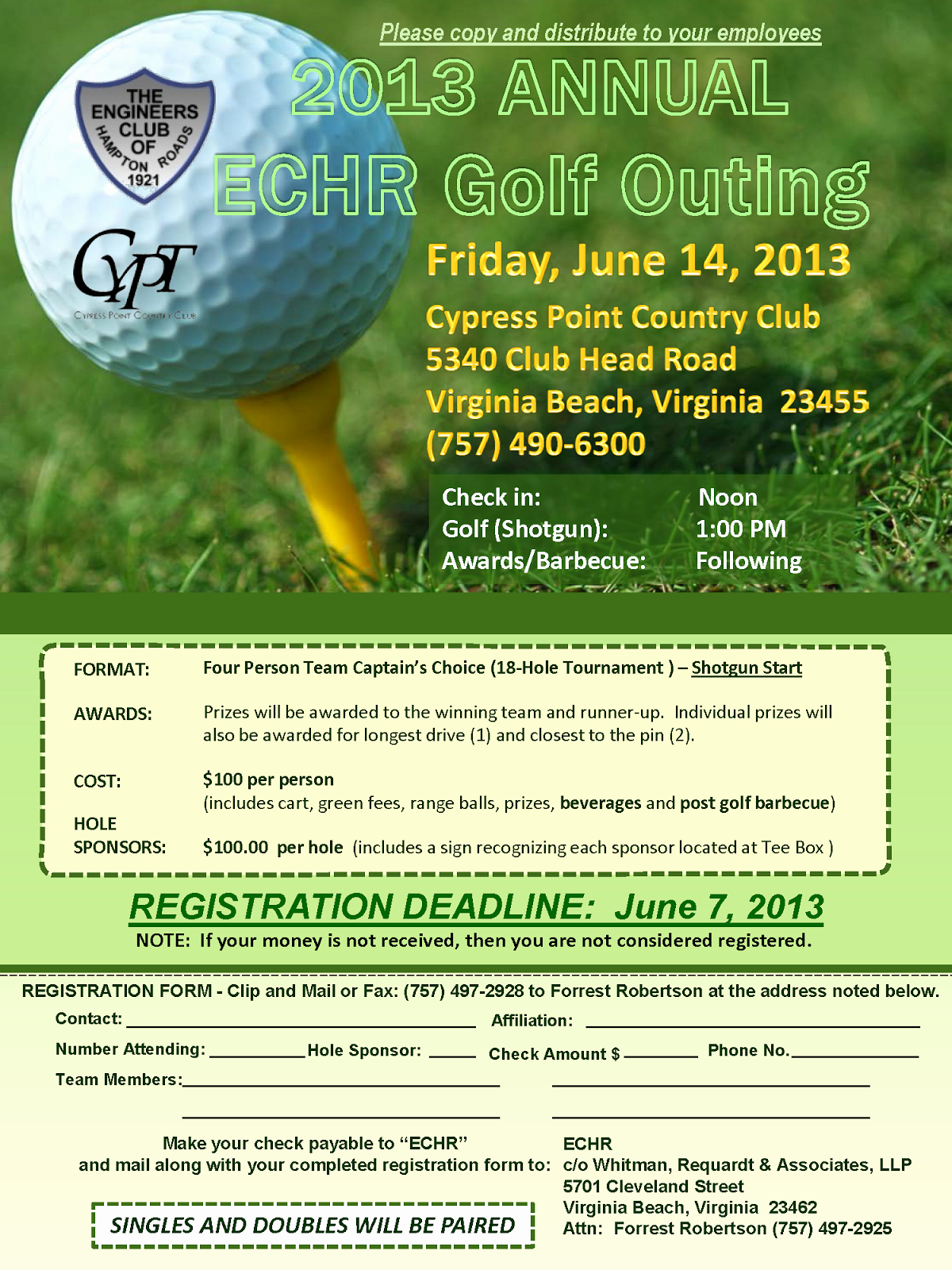 Golf tournament Flyer Template Word Best Of Golf Outing Flyer Template