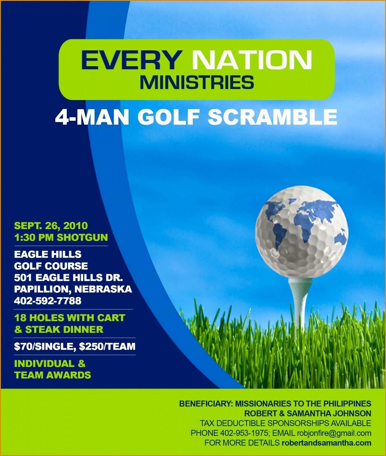 Golf tournament Flyer Template Word Luxury 9 Golf tournament Invitation Template