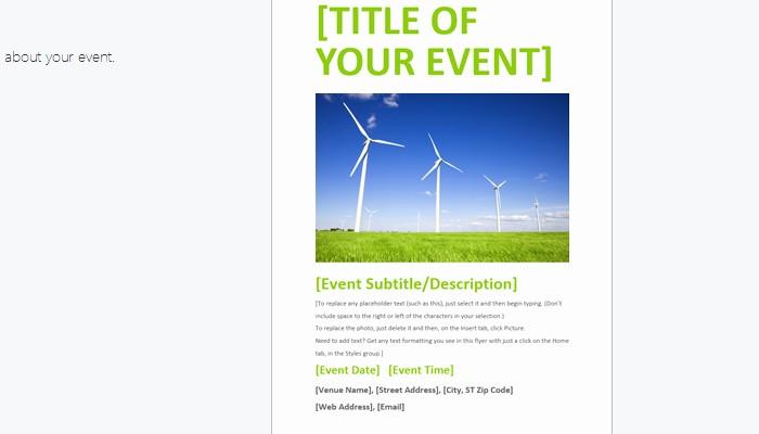 Golf tournament Flyer Template Word Unique 5 Free Golf tournament Flyer Templates