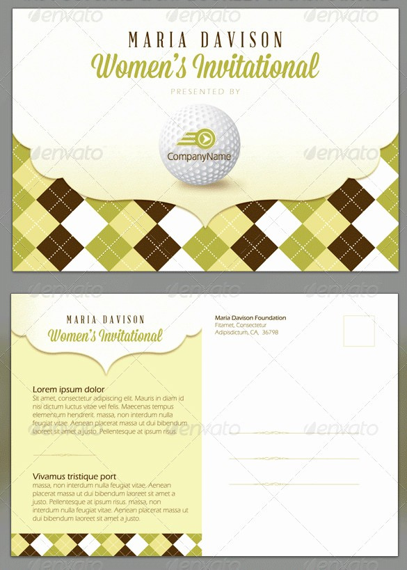 Golf tournament Invitation Template Free Best Of Golf Invitation Template Invitation Template