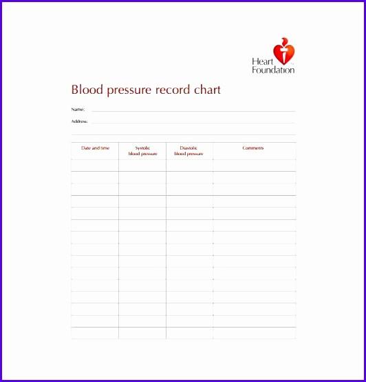 blood pressure excel template v1212
