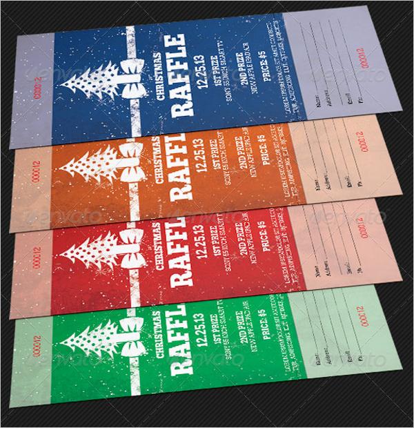 Google Docs event Ticket Template Inspirational 34 Raffle Ticket Template Free Word Pdf Psd Doc