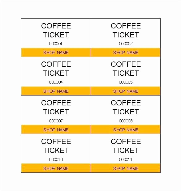 Google Docs event Ticket Template Inspirational Free Movie Ticket Templates Printable Word formats for