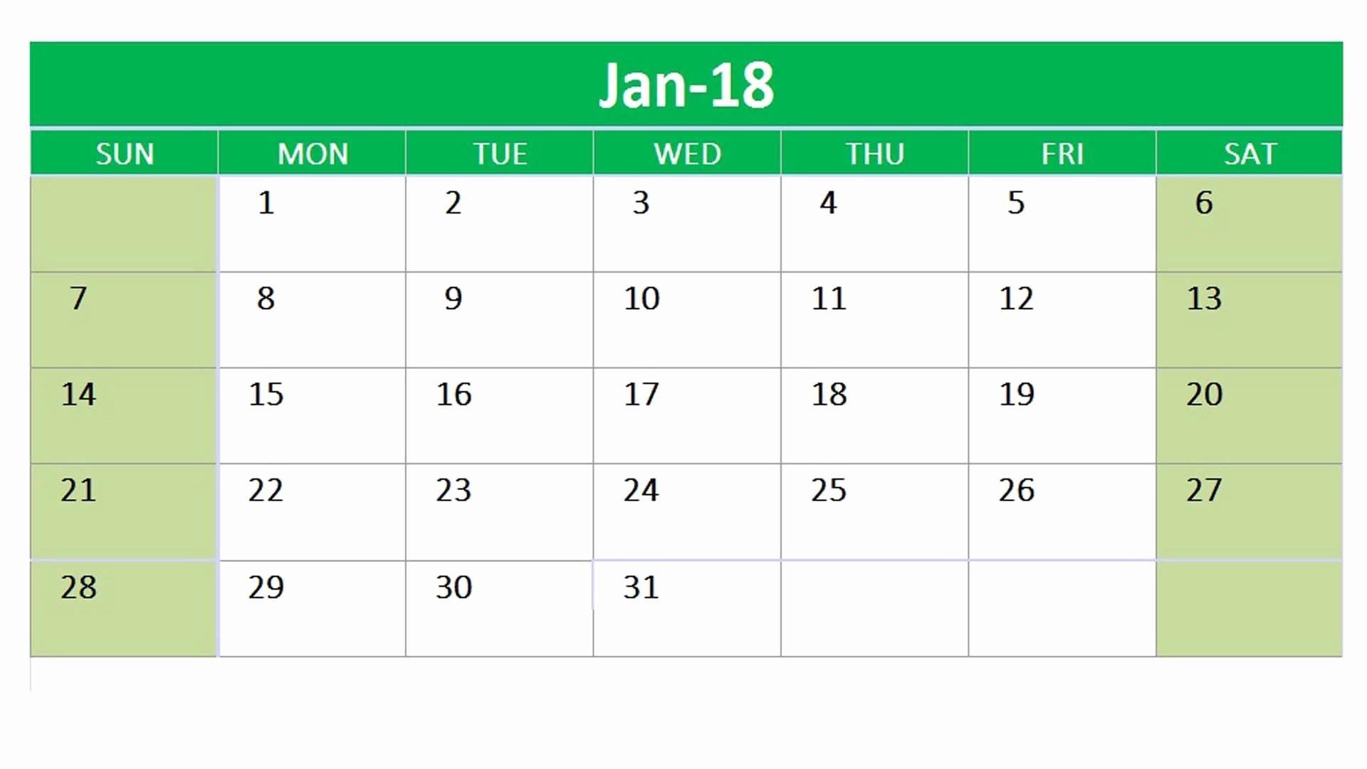Google Sheets Calendar Template 2019 Elegant 2018 Calendar Google Sheets Printable Templates