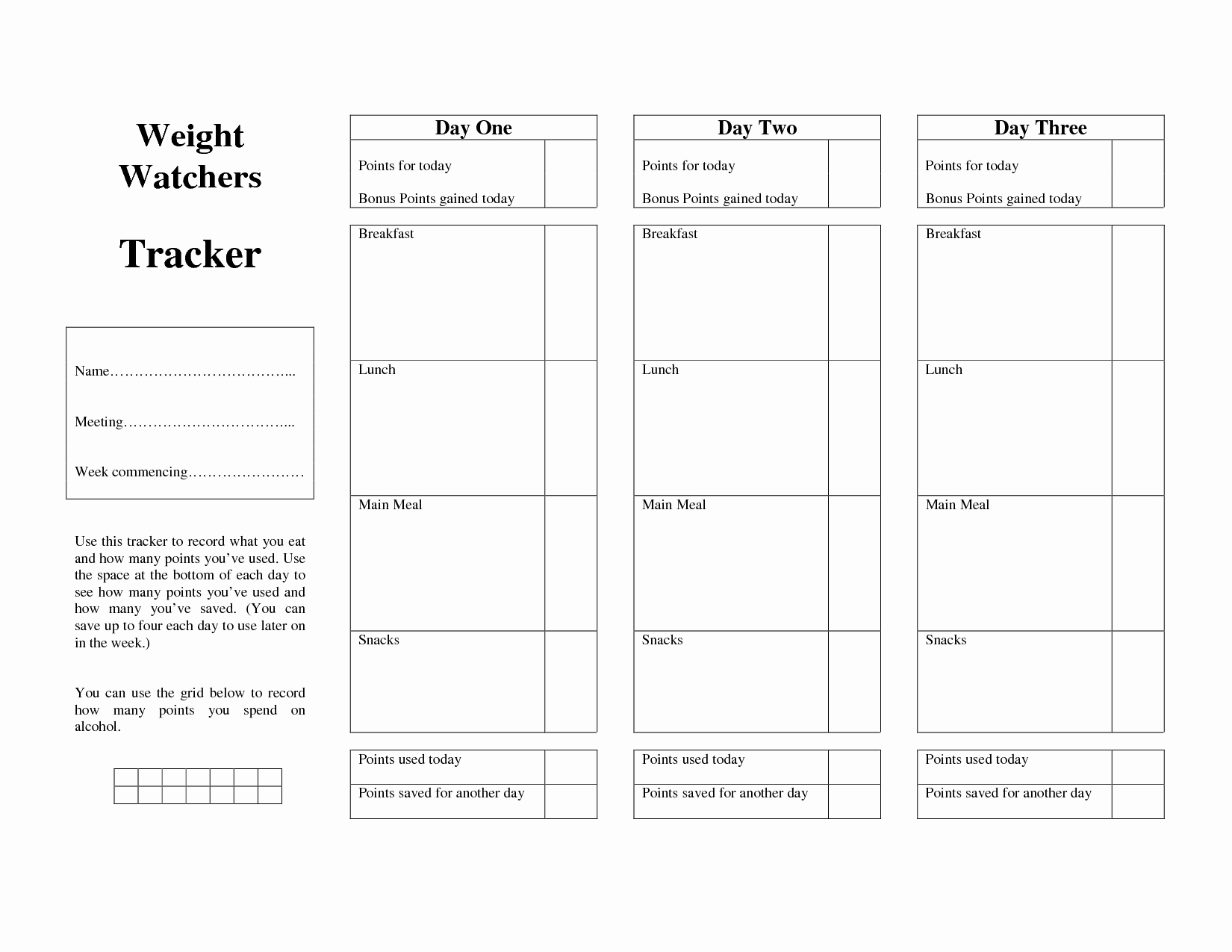 Google Sheets Weight Loss Template Best Of 6 Best Of Weight Watchers Point Tracker Sheet