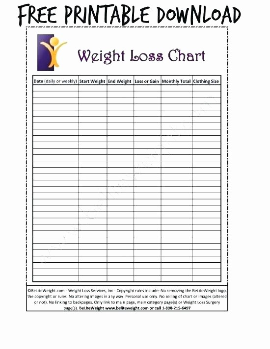 Google Sheets Weight Loss Template Fresh Free Weight Loss Challenge Spreadsheet Spreadsheet Server