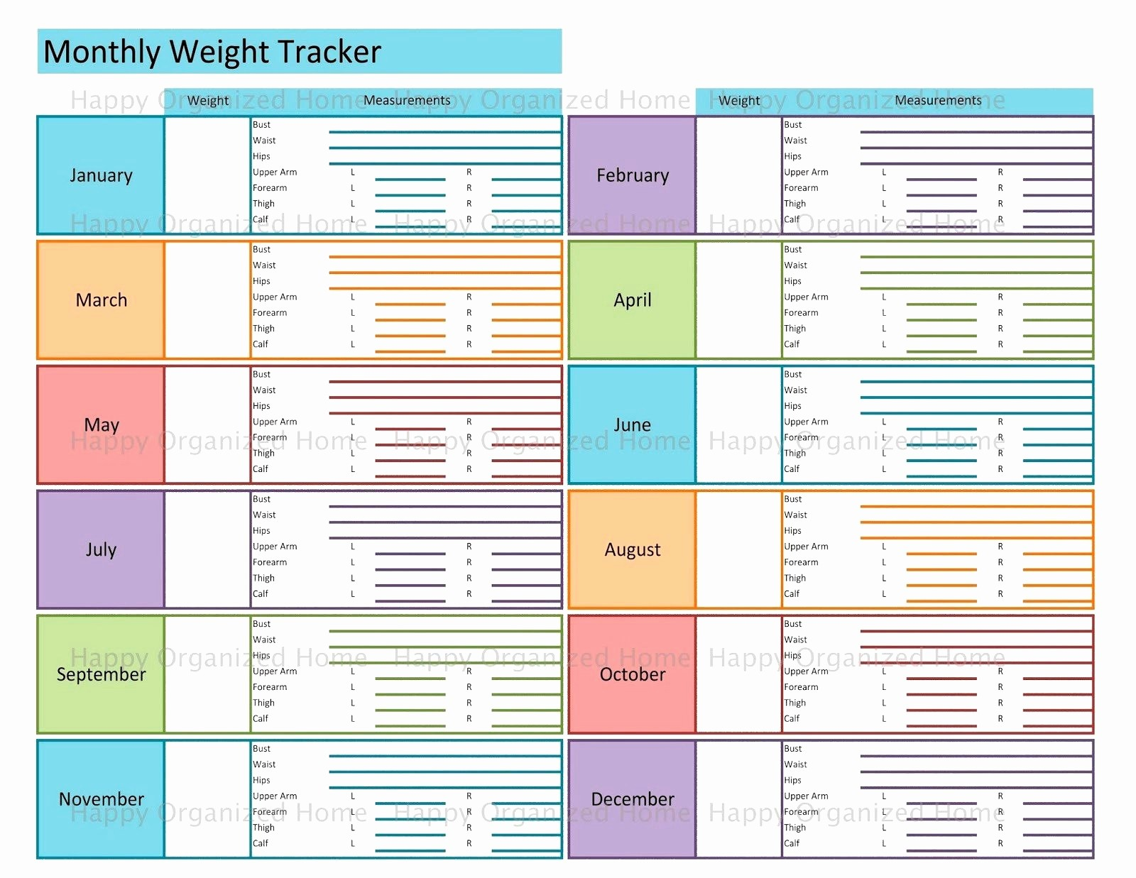Google Sheets Weight Loss Template Lovely Magnificent Collection Printable Weekly Food Journal